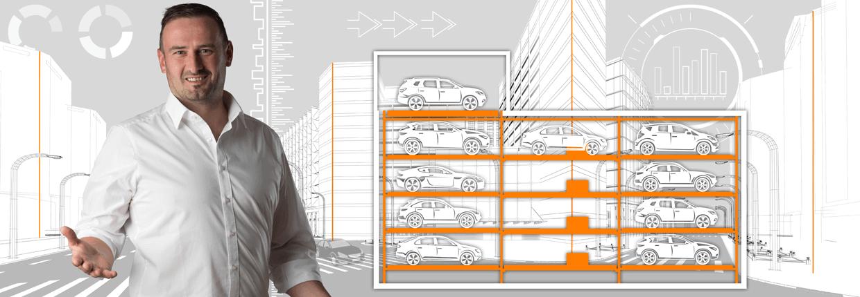 Nagłówek przegląd produktów KLAUS Multiparking