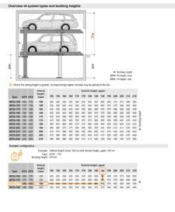 tabela rozmiarów MultiBase 2072i