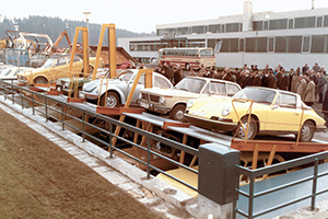 Nowy budynek KLAUS 1973