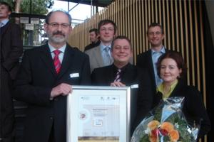 Webstie Award dla KLAUS w 2009