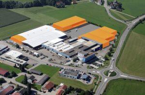 Rozbudowa fabryki KLAUS Multiparking 2015