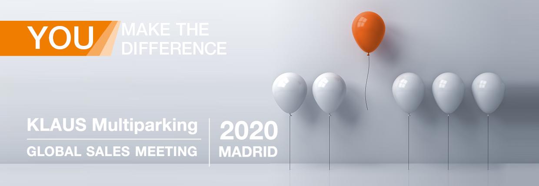 Global Sales Meeting 2020 Madrid