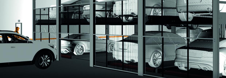 KLAUS Multiparking – nowe TrendVario.