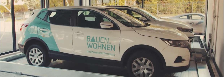 Bauen & Wohnen TV – system półautomatyczny TrendVario6300